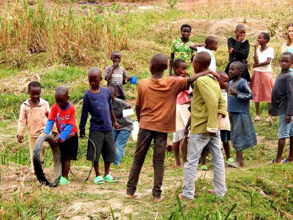 Pomoc w afryce - Fundacja Salvatti